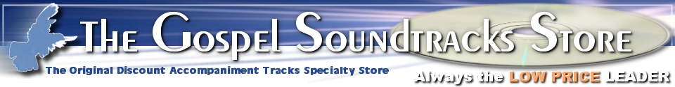 Gospel Soundtracks Christian Accompaniment Tracks
